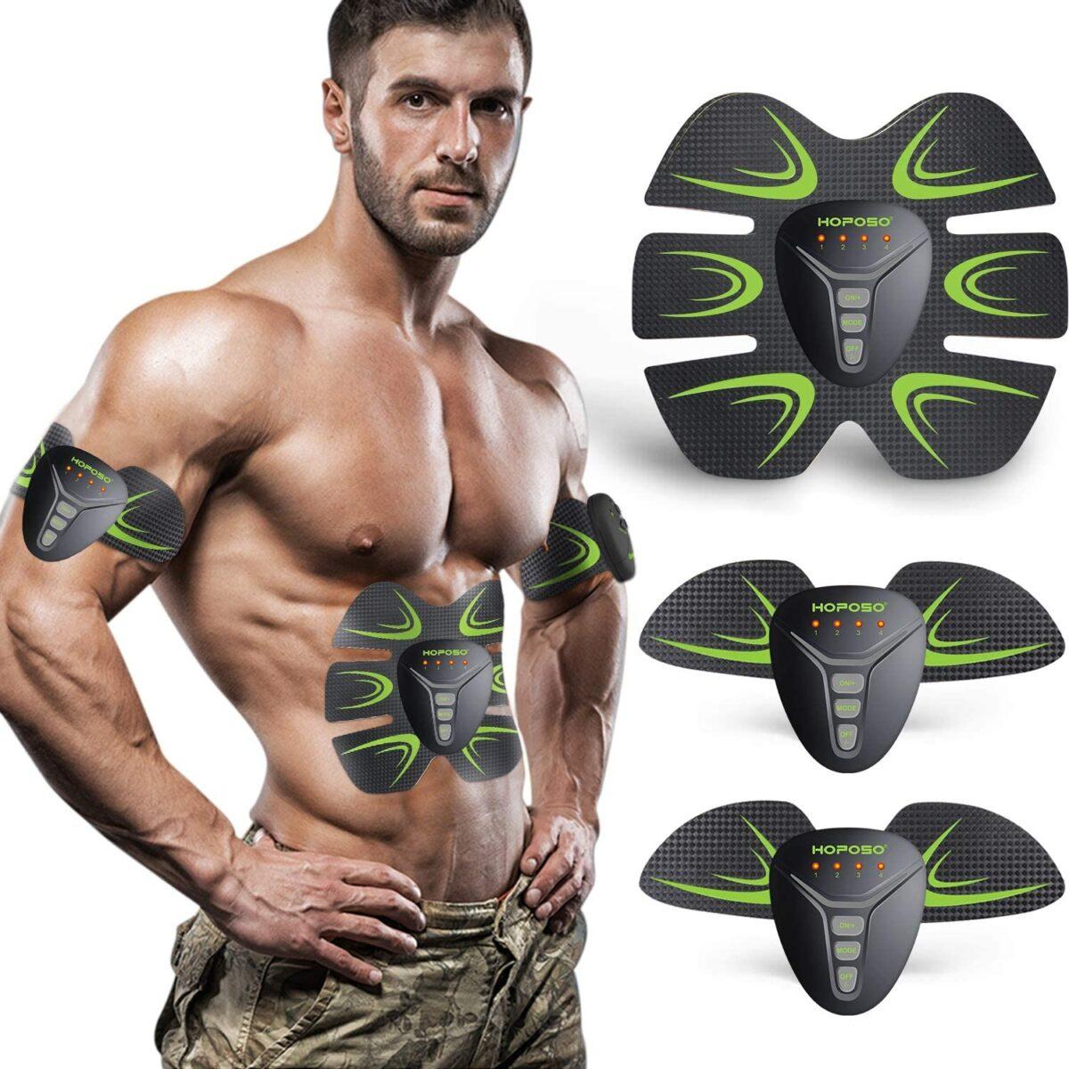 electroestimulador abdominal